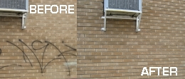 sm-grafiti removal
